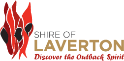 Shire of Laverton logo